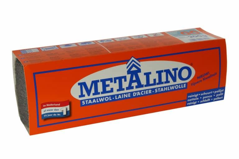 Metalino Stahlwolle 00