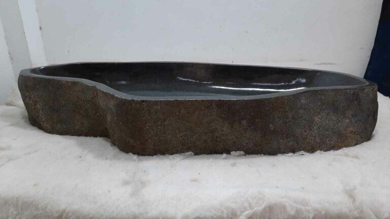 Waschbecken Flussstein RXXL0602