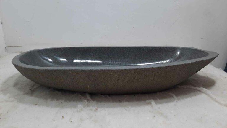 Waschbecken Flussstein RXXL0711