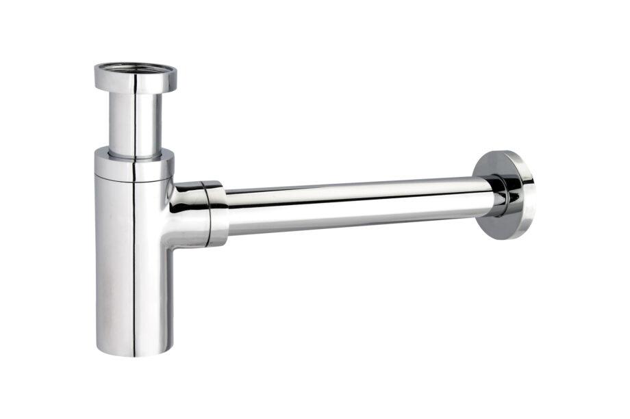 Design Siphon verchromt 1¼ BE-I200 C