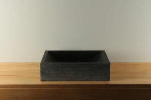 Terrazzo Waschbecken 50 cm Handwaschbecken TZS 015SL